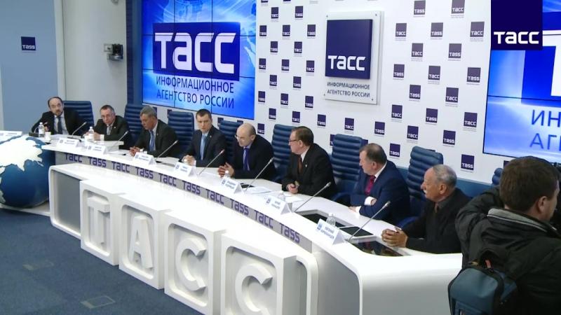 Специалисты МЧС России и ВДПО приняли участие в пресс-конференции, посвящённой трагедии в ТРЦ «Зимняя вишня» в Кемерове