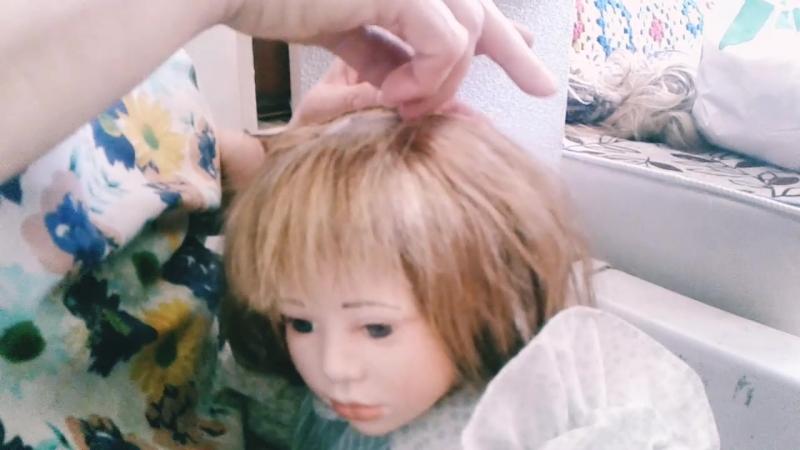 Рестоврация куклы