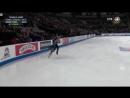 Madison CHOCK Evan BATES Free Dance US Figure Skating Championships 2018