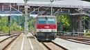 Lindau Inselbahnhof mit ÖBB 1144 - liebevoll auch Alpenstaubsauger genannt............