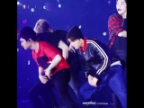 180603 elyxion in Hong Kong d-2 kai love kyungsoo butt с: