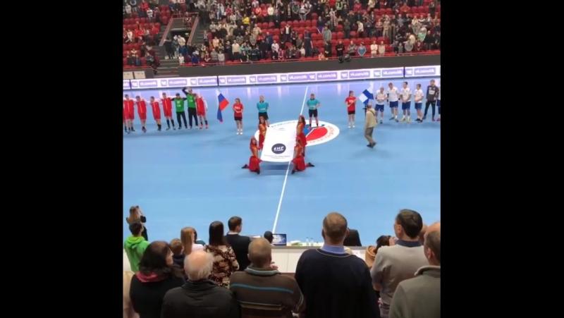 Матч отборочного этапа чемпионата мира 2019 года по гандболу, сборная России - сборная Финляндии. » Freewka.com - Смотреть онлайн в хорощем качестве