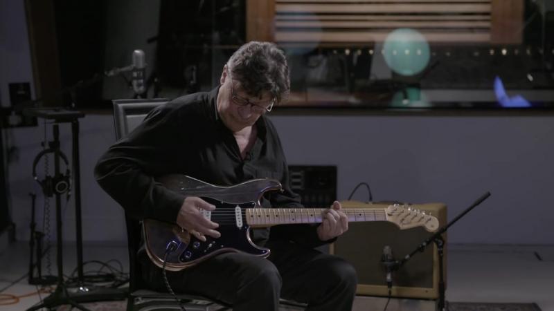 The Robbie Robertson 'Last Waltz' Stratocaster Fender (2016)