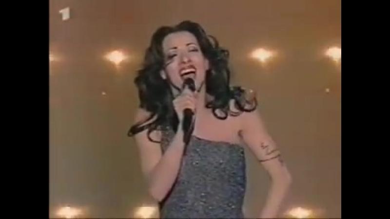 1998 Israel - Dana International - Diva (live) - Eurovision