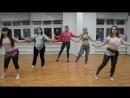 Начинающая группа восточный танец Руководитель Жанна Иванова