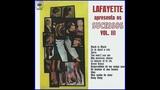 Lafayette apresenta os Sucessos Vol. III - Lado I - 1967 - Vinil