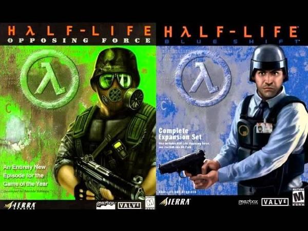 Half-Life: Opposing Force Blue Shift Soundtrack