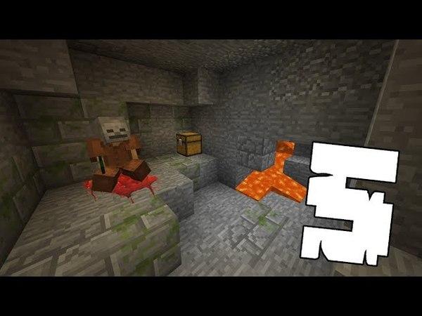 5 ТРЮКОВ С СТОЙКАМИ ДЛЯ БРОНИ в Minecraft PE 1.2