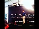 Conchita Wurst Pressconference 03.05.2014