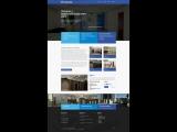Сайт для управляющей компании ООО
