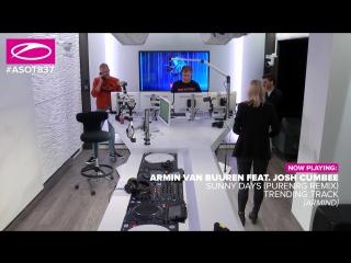 Armin van Buuren feat. Josh Cumbee - Sunny Days (PureNRG Remix) [Armind]