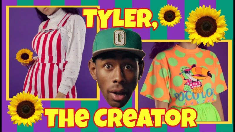 Tyler, The Creator Inspired Lookbook : 90s / 80s Vintage Clothes