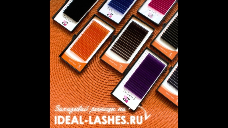 Ресницы ideal-lashes.ru