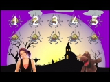 Lets Count! featuring Tea Time with Tayla _ Halloween Songs for Kids