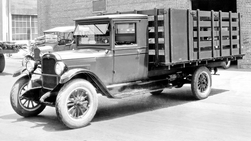 1927 Chevrolet Capitol Stake Truck LM