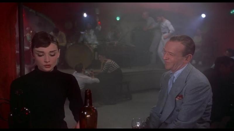 Забавная мордашка (1957)