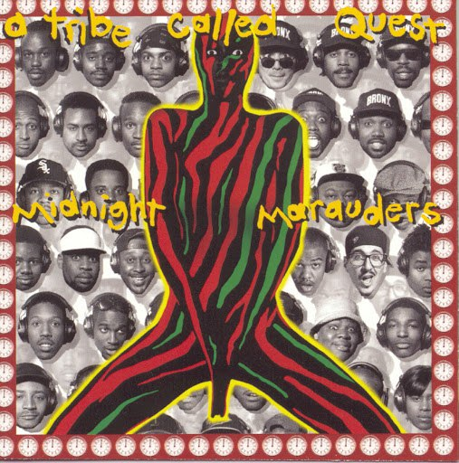 A Tribe Called Quest альбом Midnight Marauders