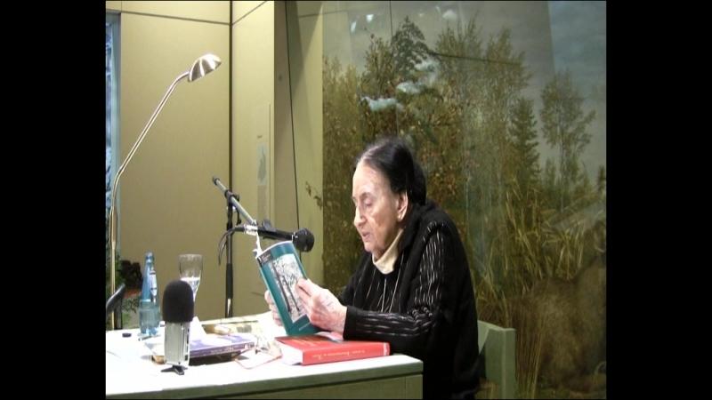 Ruth G. liest aus ihren Werken - 2013.