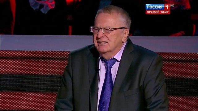 Вечер с Владимиром Соловьевым. Эфир от 25.10.2016