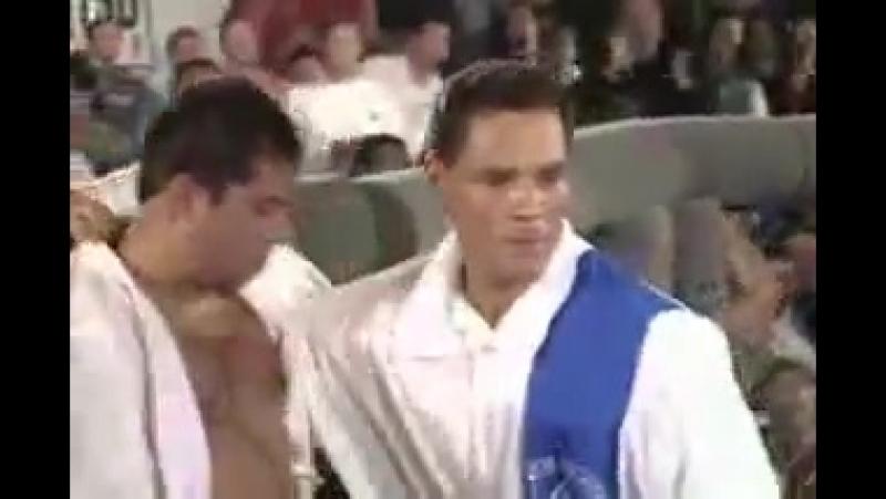UFC 3 Royce Gracie Kimo Leopoldo