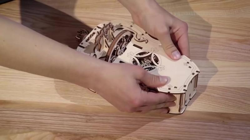 Видеообзор модели Харди-Гарди