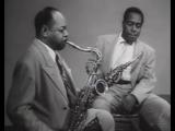 Charlie Parker Coleman Hawkins 1950