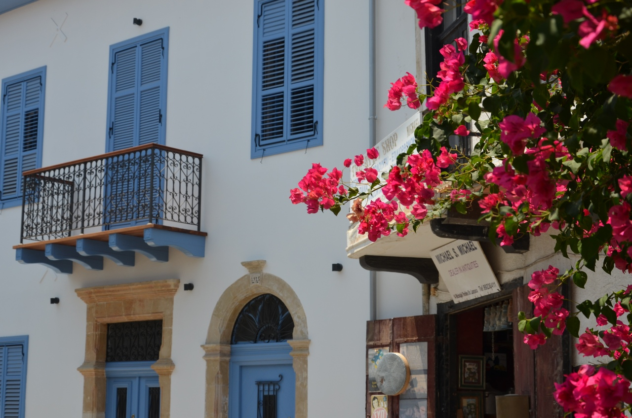 6-G6NEJ1NZM Ларнака - туристическая столица Кипра.