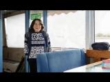 C племянницей Ирой на теплоходе-ресторане АSTRA MARINE 22.10.2017 г.