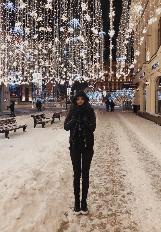 Настя Полякова | Москва