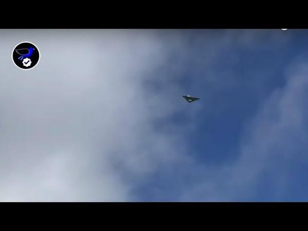 Amazing UFO captured in volcanic Region of Hawaii July 12 2018