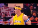 The Los Angeles Lakers vs The Denver Nuggets
