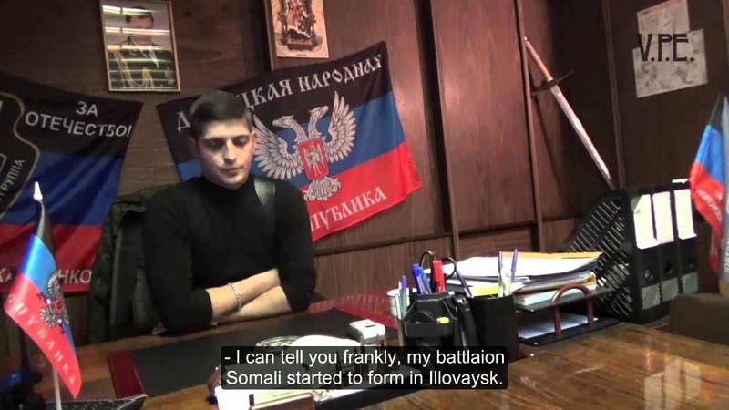 VPE Special | Interview With Battalion Commander Givi. DPR. | Eng Subs