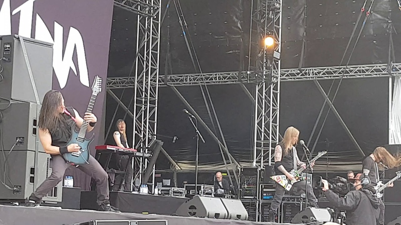 Stam1na - Valtiaan Uudet Vaateet @ Rockfest 9.6.2018