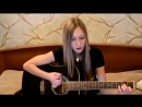 Песни под гитару! (cover Виктор Кравц обнуляй)