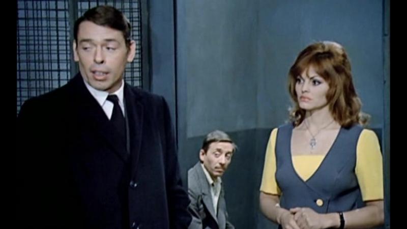 Преступление во имя порядка Франция 1971 Жак Брель режиссер Марсель Карне