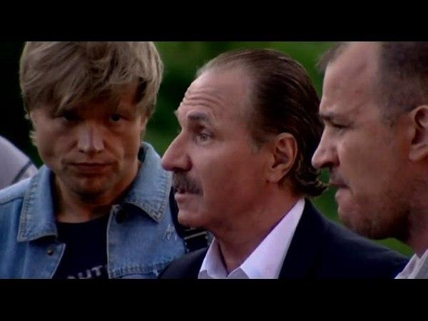 Глухарь 3 сезон 24 серия 2010 Детективный приключенческий сериал про друзей милиционеров