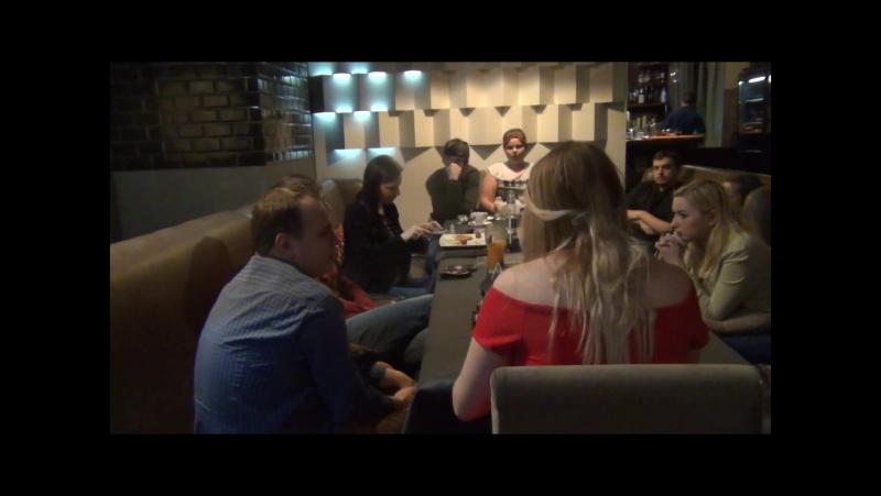 Турнир по мафии в клубе Империя Игра 3 Стол 2