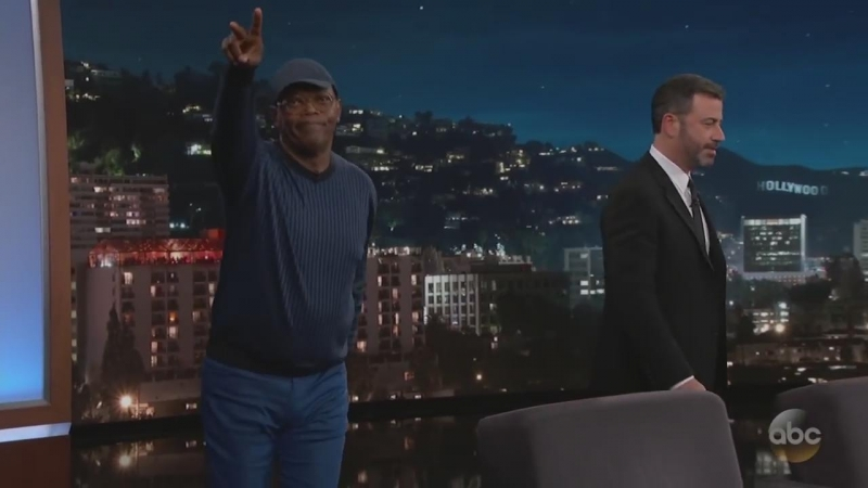 Samuel L. Jackson on Incredibles 2 Helping Kids Overcome Fears