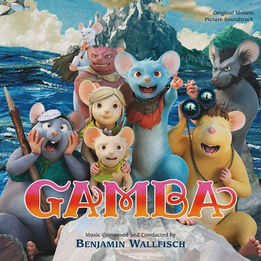 Benjamin Wallfisch альбом Gamba (Original Motion Picture Soundtrack)