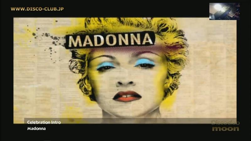 Ultimate Madonna Vdj Medley Mix (HD)