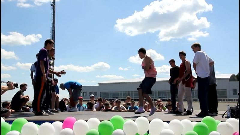 2012 Чемпионат республики Башкортостан по брейк-дансу