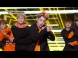 PERF22.06.18 24K - BONNIE N CLYDE @ Music Bank