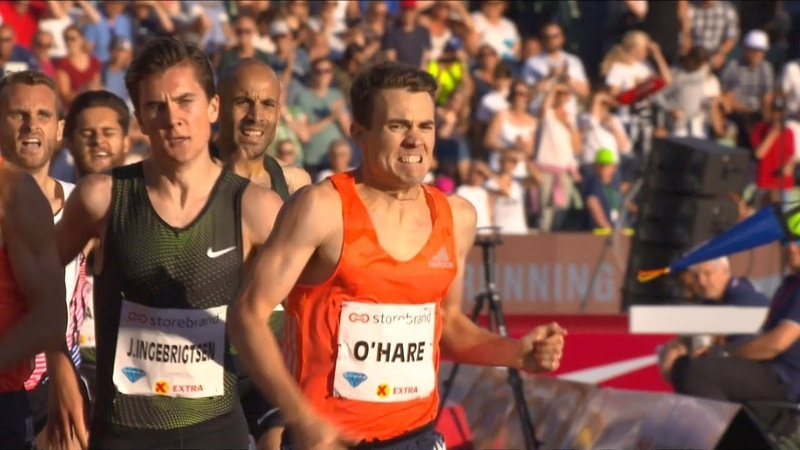 Men's 1500m Oslo Diamond League 2018 1080p 50fps
