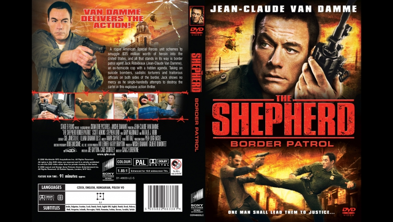 Пастух Специальное задание The Shepherd Border Patrol 2008