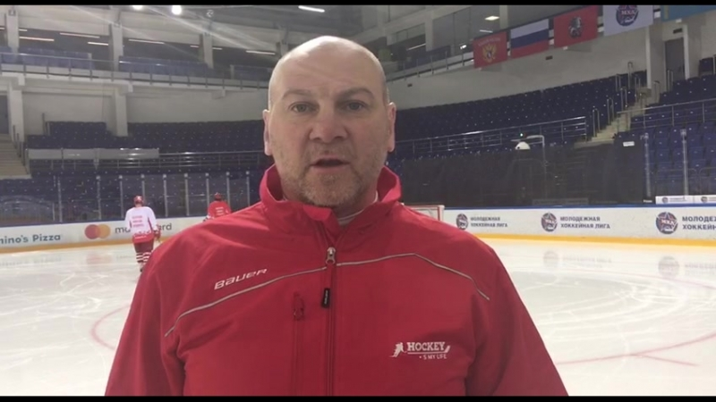 Андрей Николишин приглашает в Hockey Is My Life