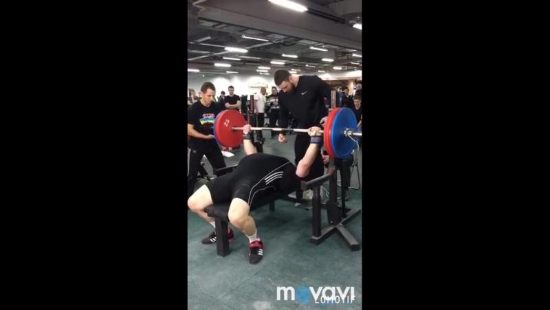 Итоги моего выступления на Чемпионате Украины по пауэрлифтингу, федерации RAW100% первое место в жиме лежа в категории до 140 кг