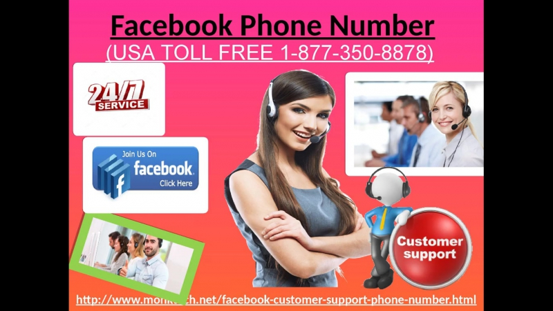 Spend less and get more by dialing Facebook Phone Number 1 877 350 8878