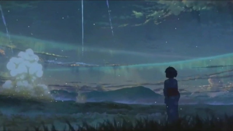 Your Name Something Just like This AMV