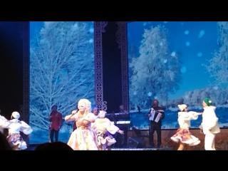 Я сегодня сходила на концерт Надежды Кадышевой