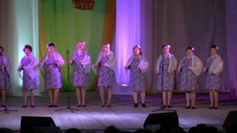 Хор Надежда п Кодино на III туре конкурса Песенное Прионежье в Онеге